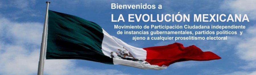 la evolucion mexicana