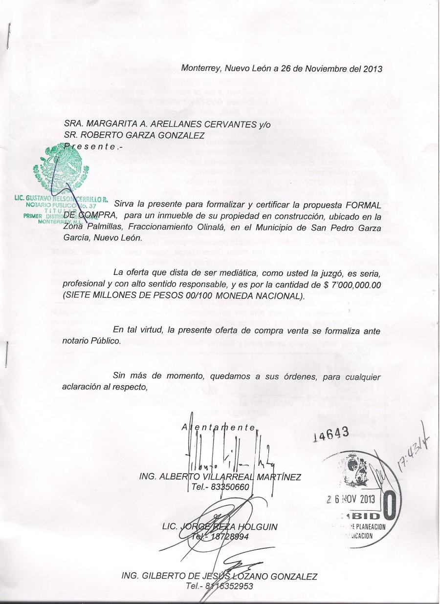 propuesta certificada y recibida 001